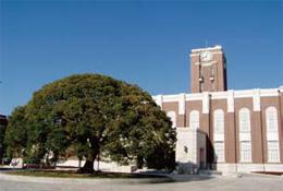 京都大学吉田キャンパス 本部地区